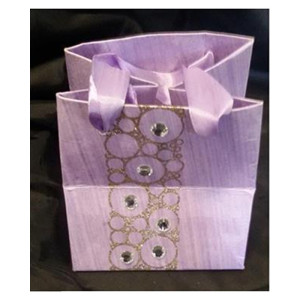 Shopper carta 12x12 viola