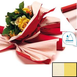 Bobina C 0,60x10 TISSUE PAPER Giallo