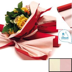 Bobina C 0,60x10 TISSUE PAPER Rosa