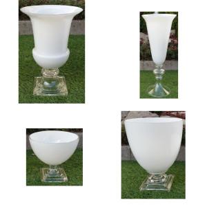 Linea Wedding vetro bianca - COMPLETA
