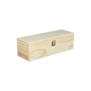 Cassetta 1 bott. magnum legno
