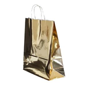Shopper smart met. 34x40 oro (25pz)