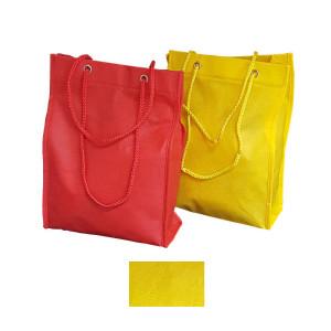 Shopper tnt 22x30 giallo (12pz)