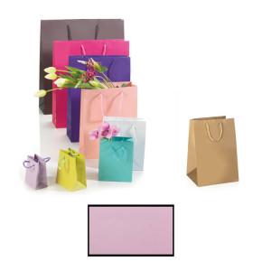 Shopper shop 27x37 lilla (12pz)
