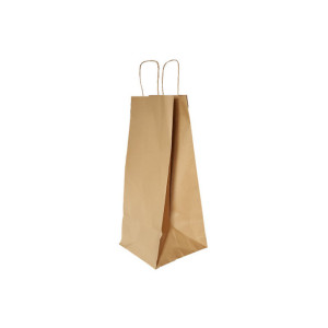 Shopper 24x55 avana bag for cakes (25 pz)