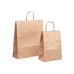 Shopper 17x20 avana bag for cakes (25pz)