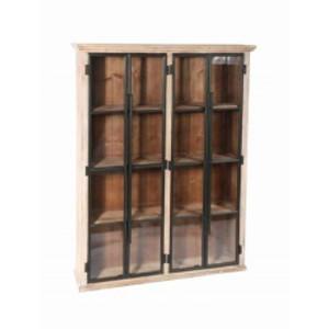Armadio legno 121x29 h.151