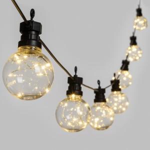 LP-Party light 10 lampade