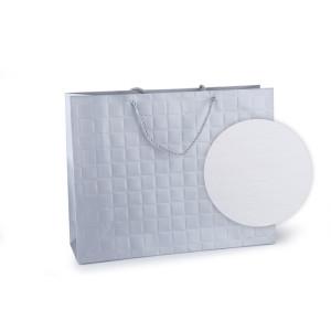 Shopper carta 26x31 bianco (pz.10)