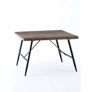 AL-Tavolino legno h.75