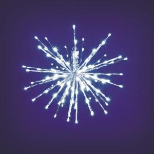 Stella LED cm.030 bianca