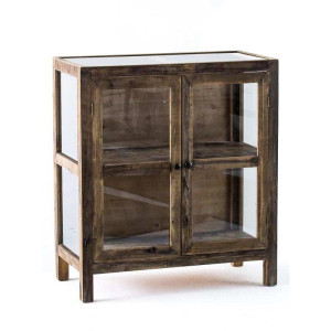 AL-Vetrinetta legno h.100