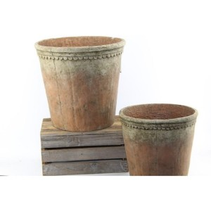 AT-Vaso terracotta d.42 (set 2)