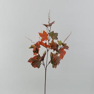 Vite foglia cm.62 red-brown