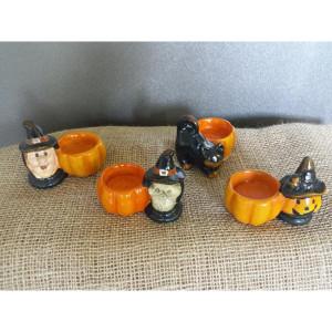 Porta tealight halloween