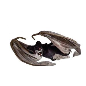 Pipistrello con luce