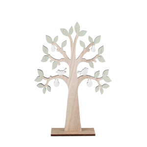 Albero legno h.29 (pz.2)