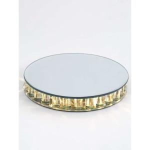 AL-Alzata specchio LED d.25 h.03