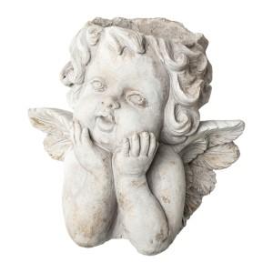 Angelo ceramica h.20 grigio