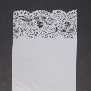 Bobina CP 0,40x40 LACE BOUQUET Bianco