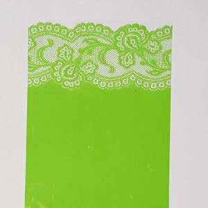 Bobina CP 0,40x40 LACE BOUQUET Verde