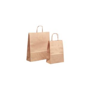 Shopper 18x24 carta avana (pz.25)