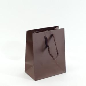 Shopper shop 12x15 marrone (12pz)