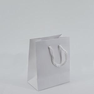 Shopper shop 07x10 bianco (12pz)