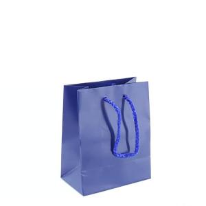 Shopper shop 07x10 blu (12pz)