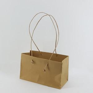 Flower bag 26x12 avana (pz.10)