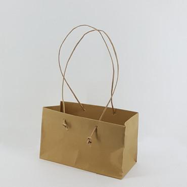 Flower bag 26×12 avana (pz.10)